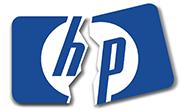 HP Aufspaltung
