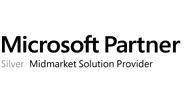 Microsoft Partner - Silver Midmarket Solution Provider